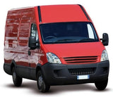 Iveco Daily Van 2007-2010 Rear Lamp Van Models Passenger Side L