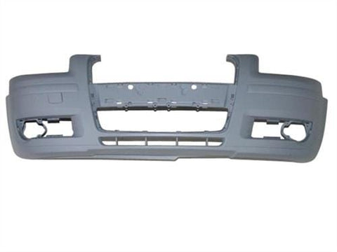 Audi A3 5 Door Hatchback  2004-2008 Front Bumper No Wash Jet Holes - Primed (Not S-Line Models)