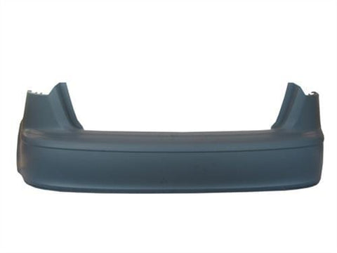 Audi A3 5 Door Hatchback  2004-2008 Rear Bumper No Sensor Holes - Not S-Line Models - Primed