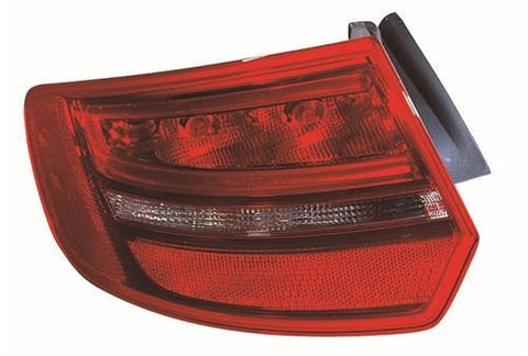 Audi A3 5 Door Hatchback  2008-2012 Rear Lamp Outer Section Passenger Side L
