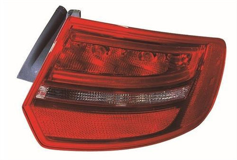 Audi A3 5 Door Hatchback  2008-2012 Rear Lamp Outer Section Driver Side R