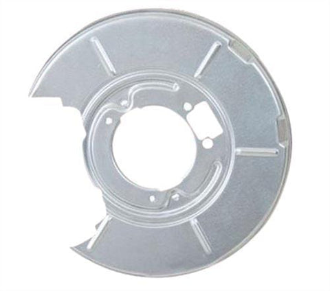 BMW 3 Series Coupe 1998-2003 Brake Disc Dust Shield Back Plate - Rear Wheel (308mm x 91mm - Not M3 Models) Driver Side R