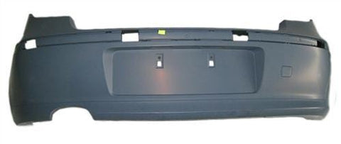 BMW 1 Series 3 Door Hatchback  2007-2011 Rear Bumper Not M-Sport Models - Primed