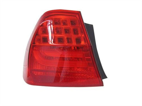 BMW 3 Series 4 Door Saloon 2008-2012 Rear Lamp Outer Section - LED Version (Original Equipment) Passenger Side L