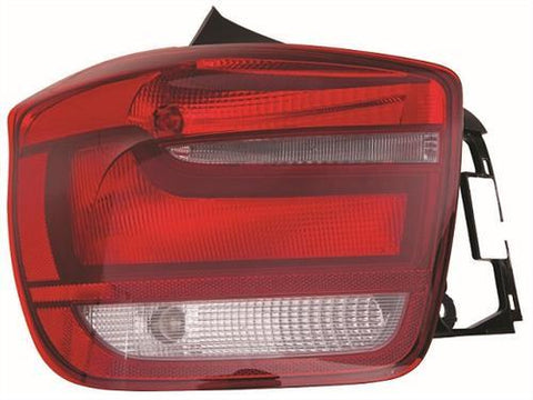BMW 1 Series 3 Door Hatchback  2012-2015 Rear Lamp Not LED Type Passenger Side L