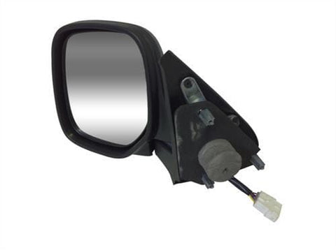 Peugeot Partner Combi/Tepee Combi/Tepee 2002-2002 Door Mirror Electric Heated Type With Black Cover Passenger Side L