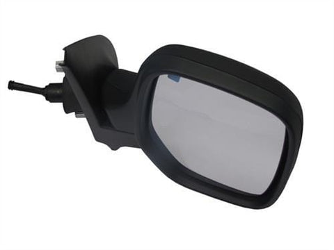 Citroen Berlingo Multispace MPV 2002-2008 Door Mirror Manual Not Heated Type With Black Cover Driver Side R