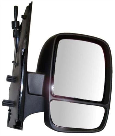 Toyota Pro-Ace VAN 2013-2016 Door Mirror Manual Type With Black Cover (Twin Glass) Driver Side R