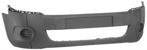 Citroen Berlingo Multispace MPV 2008-2012 Front Bumper No Lamp or Moulding Holes - Textured