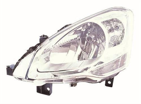 Citroen Berlingo Van Van 2008-2012 Headlamp All Models Passenger Side L