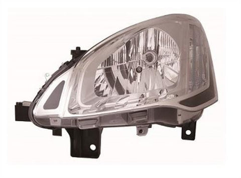 Citroen Berlingo Van Van 2012-2015 Headlamp All Models Passenger Side L