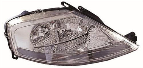 Citroen C3 5 Door Hatchback 2005-2009 Headlamp  Driver Side R