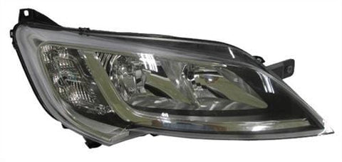 Fiat Ducato Van 2014-  Headlamp With Halogen Daytime Running Lamp Driver Side R