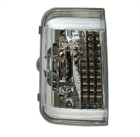 Fiat Ducato Van 2014- Indicator Lamp Clear Lens (Situated In The Door Mirror - 5W Bulb Type) Driver Side R