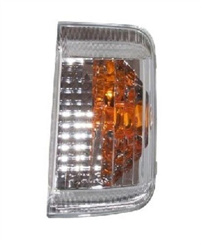 Peugeot Boxer Van 2006-2014 Indicator Lamp Clear Lens (Situated In The Door Mirror - 16W Bulb Type) Passenger Side L