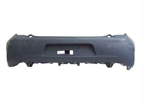 Citroen C3 5 Door Hatchback 2010-2013 Rear Bumper Dark Moulding Version - Primed