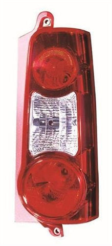 Peugeot Partner Van 2008-2012 Rear Lamp (Twin Door Type) Driver Side R