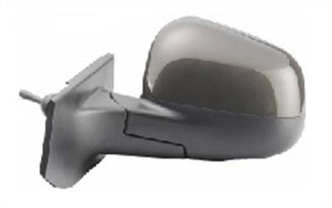 Chevrolet Spark Hatchback 2010-2012 Door Mirror Manual Type With Black Cover Passenger Side L