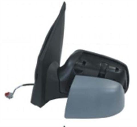 Ford Fusion Hatchback 2006-2012 Door Mirror Electric Heated Power Fold Type With Primed Cover (2006-2009) Passenger Side L