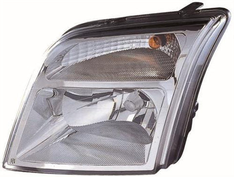 Ford Transit Connect Van 2009-2013 Headlamp With Motor Passenger Side L