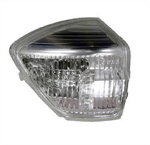 Ford C-Max MPV 2010-2015 Indicator Lamp Clear (Situated In The Door Mirror) Passenger Side L