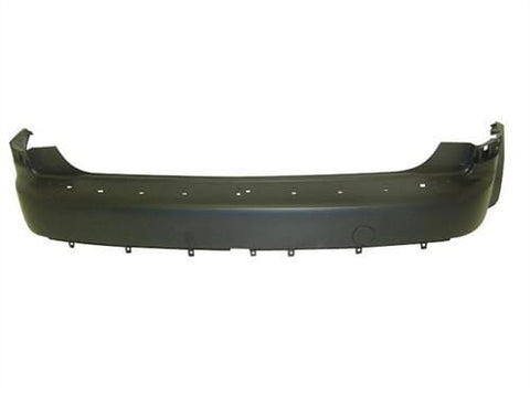 Ford C-Max MPV 2004-2007 Rear Bumper With Treadplate Holes - Primed