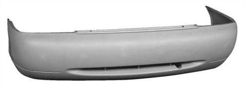 Ford Mondeo Hatchback  1997-2000 Rear Bumper Primed (Standard Models)