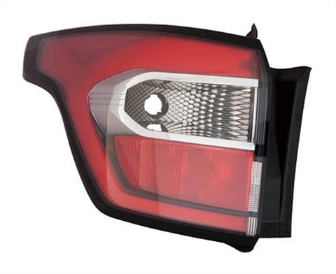 Ford Kuga Estate  2016-2020 Rear Lamp Outer Section (Not Smoked Type) Passenger Side L