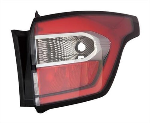 Ford Kuga Estate  2016-2020 Rear Lamp Outer Section (Not Smoked Type) Driver Side R
