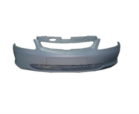 Honda Civic 3 Door Hatchback  2001-2003 Front Bumper Primed (Type-R Models)