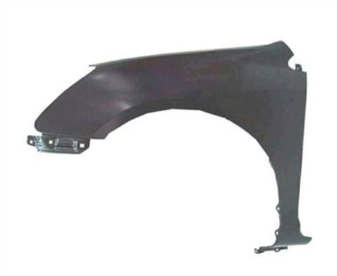 Honda Civic 5 Door Hatchback  2003-2005 Front Wing No Indicator Hole Passenger Side L
