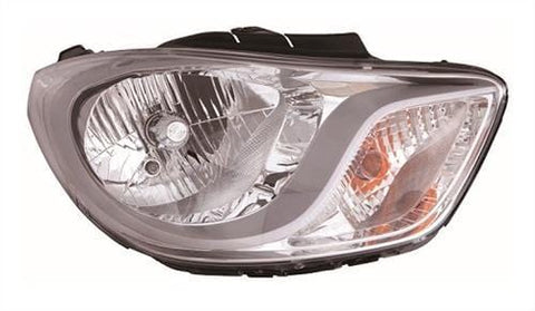 Hyundai I10 Hatchback 2011-2013 Headlamp  Driver Side R