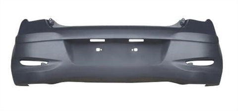 Hyundai I10 Hatchback 2011-2013 Rear Bumper Not Primed