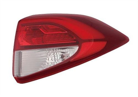 Hyundai Tucson Estate 2015-2018 Rear Lamp Outer Section - LED Type Driver Side R