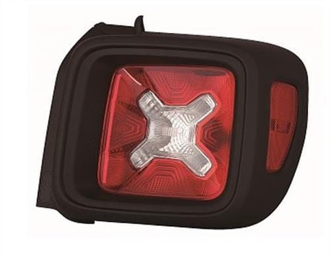 Jeep Renegade Estate  2015-2018 Rear Lamp Standard Models Driver Side R