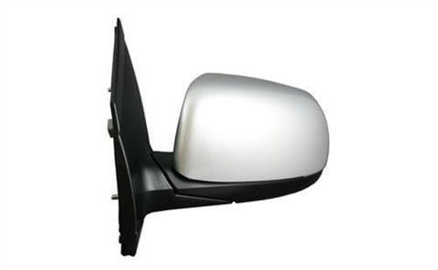 Kia Picanto 5 Door Hatchback  2011-2015 Door Mirror Manual Type With Primed Cover (No Repeater Lamp) Passenger Side L