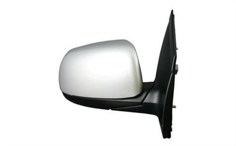 Kia Picanto 3 Door Hatchback  2015-2017 Door Mirror Manual Type With Primed Cover (No Repeater Lamp) Driver Side R