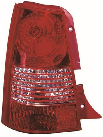 Kia Picanto 5 Door Hatchback  2004-2007 Rear Lamp  Passenger Side L