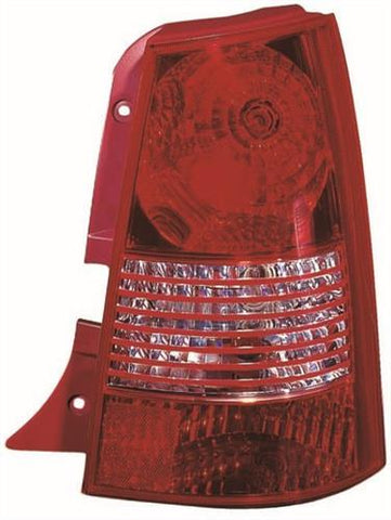 Kia Picanto 5 Door Hatchback  2004-2007 Rear Lamp  Driver Side R