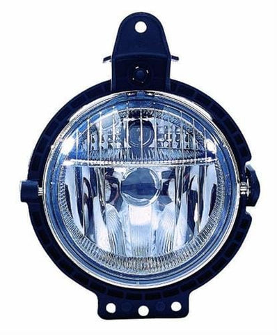 Mini - BMW Cabriolet - Cooper Cabriolet 2009-2010 Front Bumper Lamp With Fog Lamp
