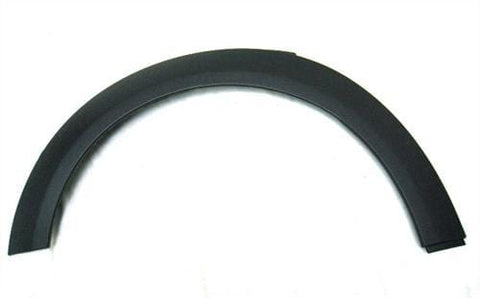 Mini - BMW Coupe Coupe 2011-2015 Front Wing Moulding Plastic Wheel Arch Trim - Textured Passenger Side L