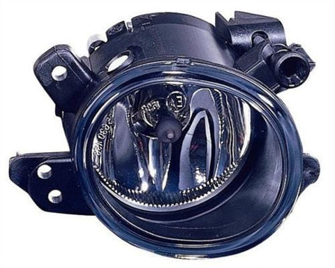 Mercedes M-Class Estate 2006-2008 Fog Lamp No Wash Jet Holes (Standard Models) Driver Side R