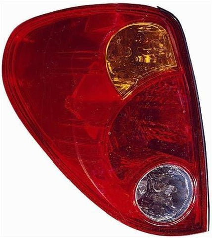 Mitsubishi L200 Pick Up 2006-2010 Rear Lamp Main Lamp Passenger Side L