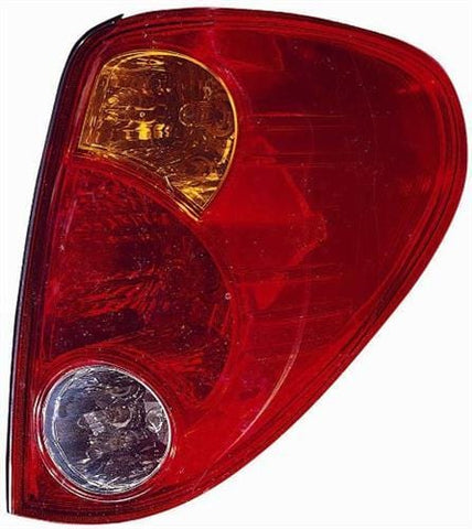 Mitsubishi L200 Pick Up 2006-2010 Rear Lamp Main Lamp Driver Side R