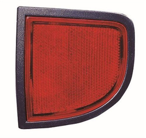 Mitsubishi L200 Pick Up 2010-2015 Rear Lamp Reflector Driver Side R