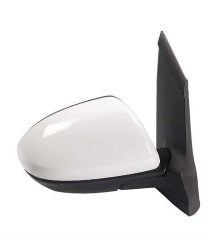 Mazda 2 5 Door Hatchback  2007-2010 Door Mirror Electric Not Heated Manual Fold Type With Primed Cover Driver Side R