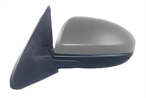 Mazda 3 Hatchback  2009-2012 Door Mirror Electric Heated Power Fold Type With Primed Cover (Standard Models) Passenger Side L