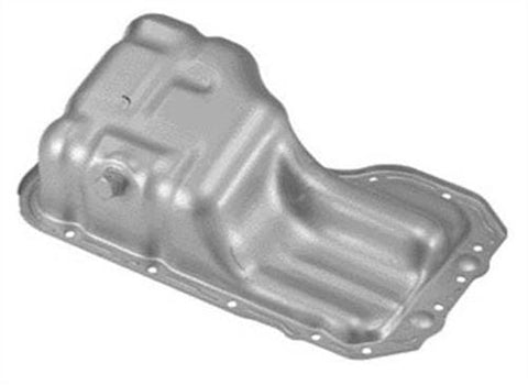 Mazda 2 3 Door Hatchback  2010-2015 Engine Sump Oil Pan (Petrol Models)