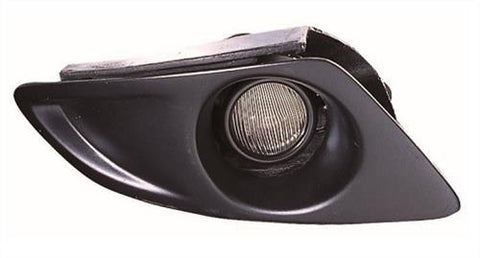 Mazda 6 Saloon  2002-2006 Fog Lamp Including Bezel Driver Side R
