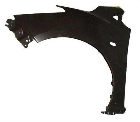 Mazda 2 5 Door Hatchback  2007-2010 Front Wing With Sill Moulding Holes Passenger Side L
